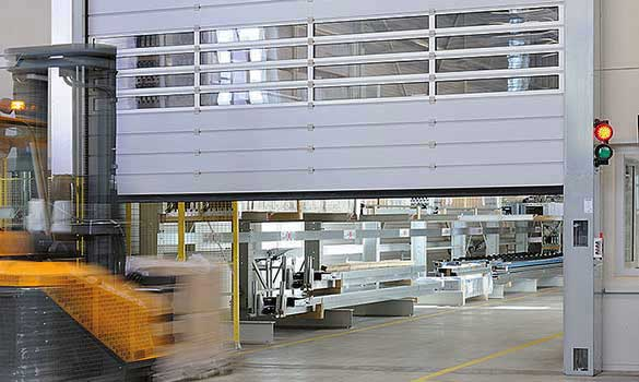 High Speed Doors Aside Image
